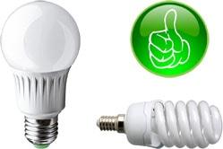 Какая лампа лучше светодиодная или энергосберегающая?