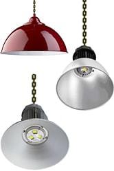 Промышленные купольные светильники
