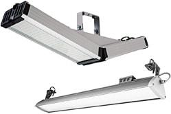 Светильники потолочные промышленные