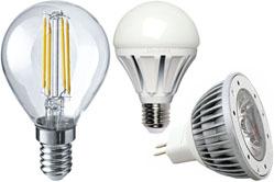 Цена светодиодной лампы