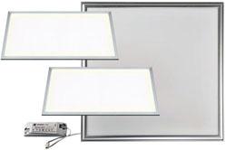 Светодиодные потолочные панели