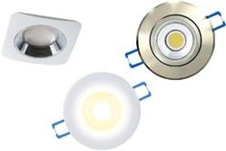 Купить встраиваемые светодиодные светильники