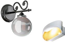 Настенные светодиодные светильники LED