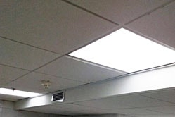 Светильник светодиодный Армстронг 600х600