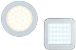 Светодиодные светильники накладные