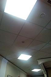 Светодиодные светильники потолочные 600х600