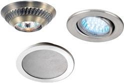 Светодиодные точечные светильники для натяжных потолков