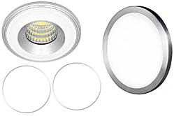 Круглый светодиодный светильник