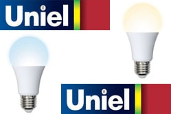 Купить светодиодные лампы Uniel