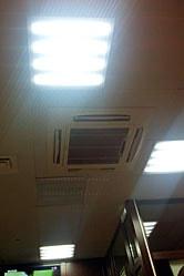Светильник LED 595х595