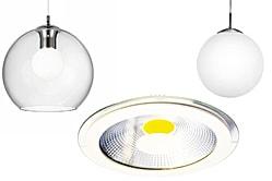 Светильник светодиодный потолочный круглый