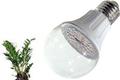 Светодиодная лампа для растений Uniel 9W E27
