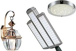Точечные светодиодные светильники 220 вольт