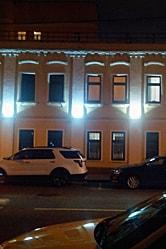 Уличные фасадные светильники